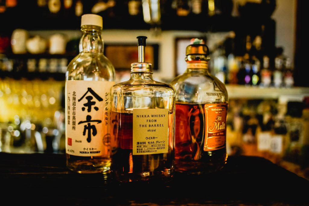 whisky nikka pure malt